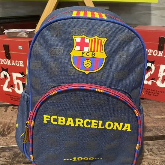 Ghiozdan copii clasa 0 scoala FCBarcelona 1899