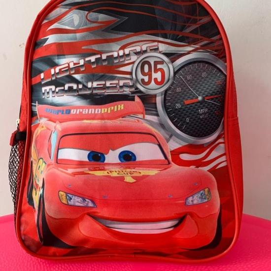 Ghiozdan rucsac gradinita copii Disney Masinuta Cars