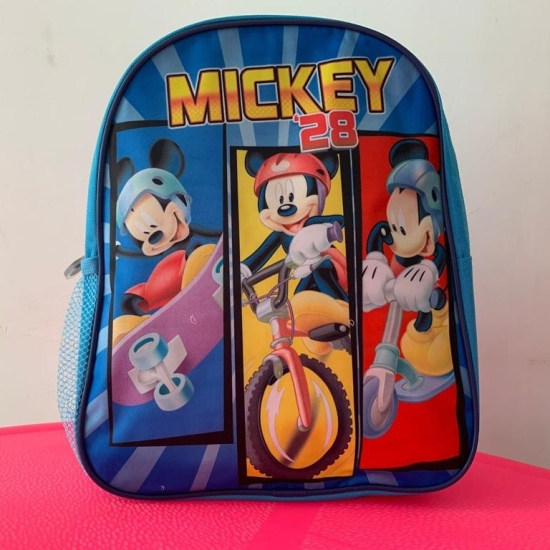 Ghiozdan rucsac gradinita copii Disney Mickey Mouse