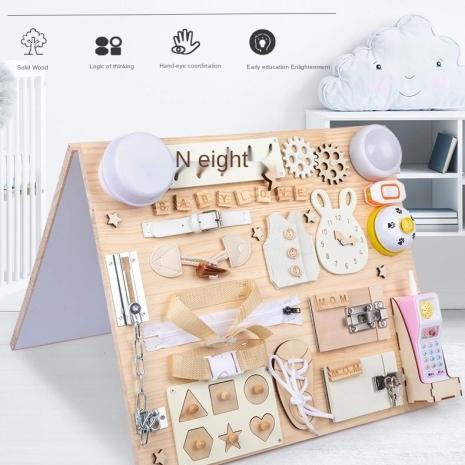 Tabla Montessori Activitati multiple educative Tabla de scris