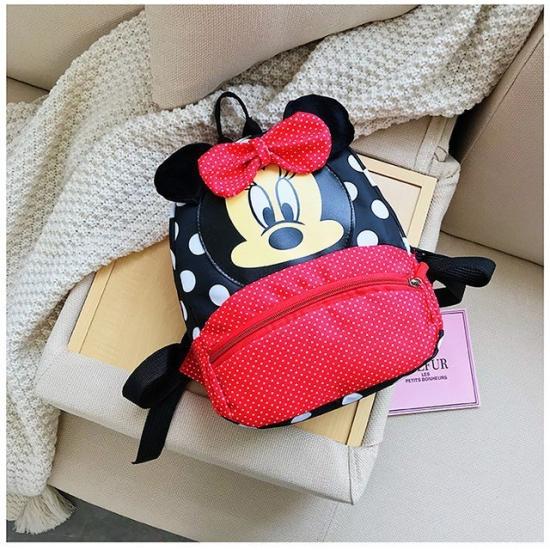 Ghiozdan Rucsac gradinita Disney Minnie Mouse reglabil