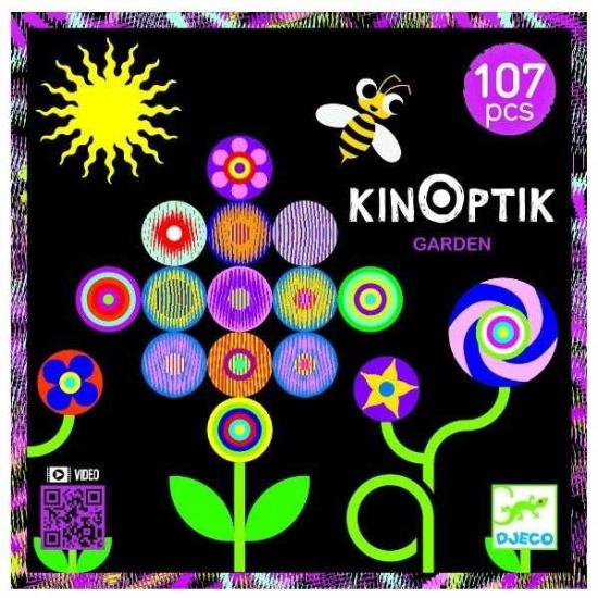 Joc de animatie si constructie copii Kinoptik Djeco