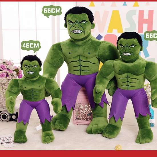 Jucarie plus furiosul Super Erou Hulk din desene animate