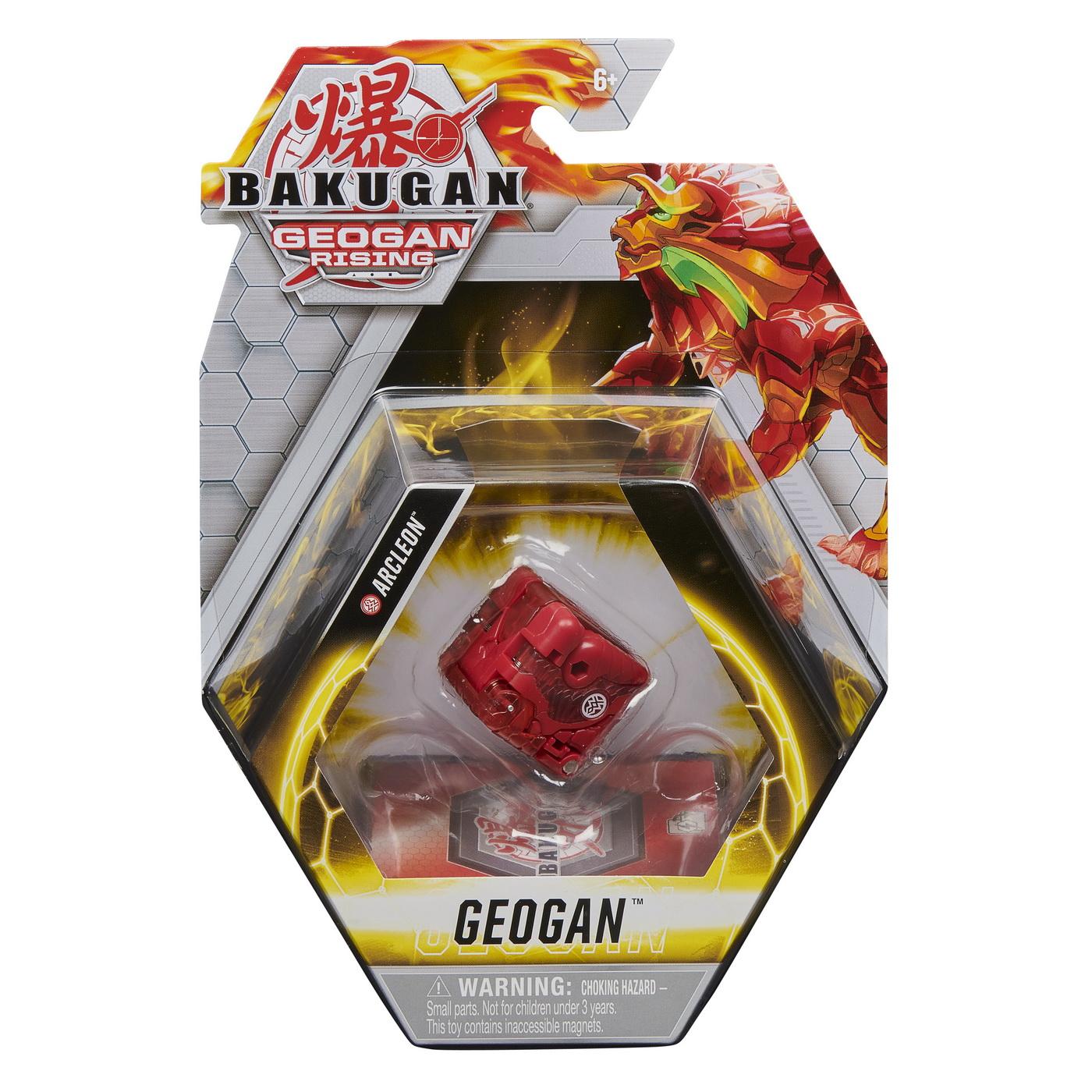 Jucarii copii bile Arcleon Bakugan S3 Geogan