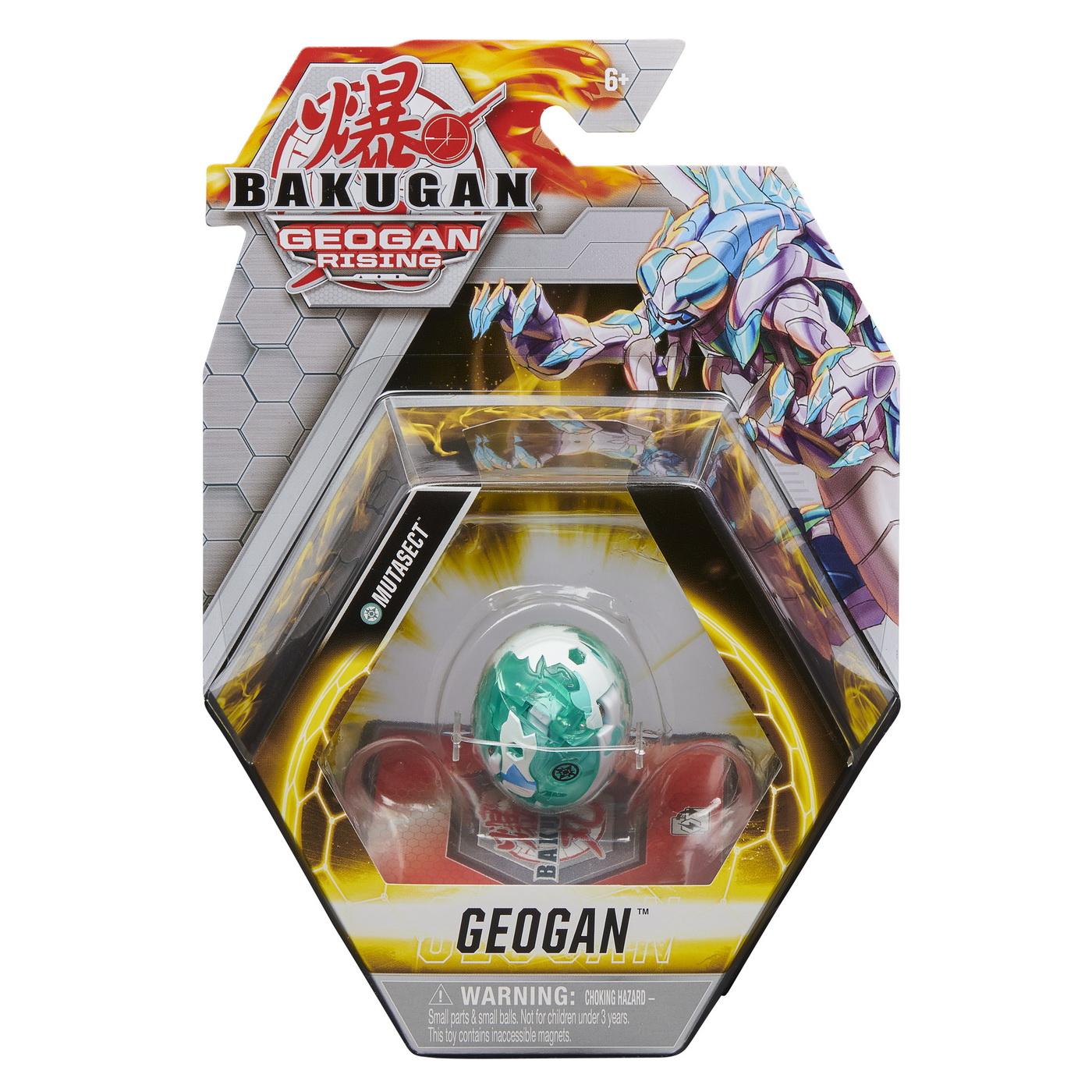 Jucarii copii bile Bakugan S3 Geogan Mutasect